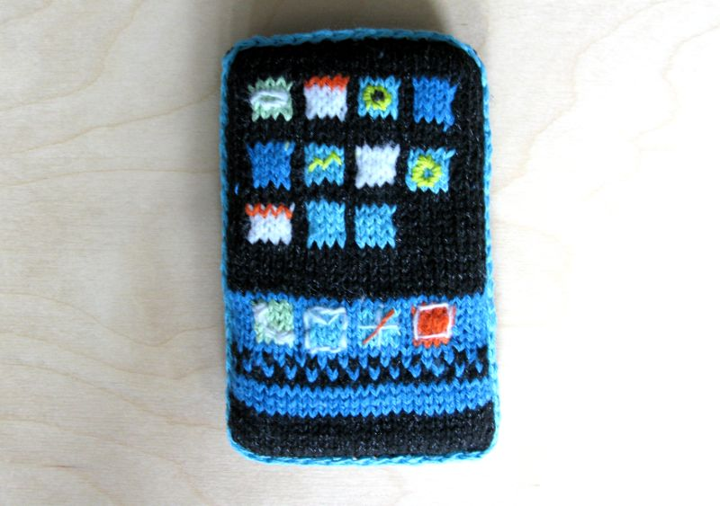 iPhone/iPod cover: Front.