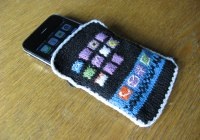 iPhone Cover Grape Open