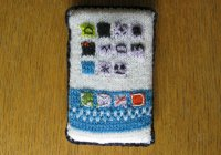 iPhone Cover Snow Front