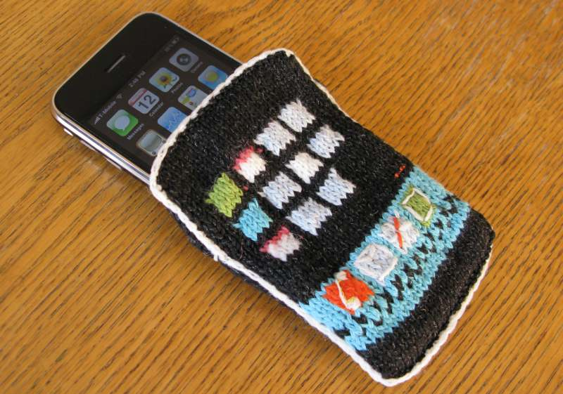 iPhone/iPod cover: Front, tease.